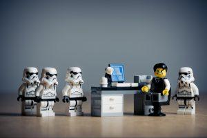 転職 退職 オフィス